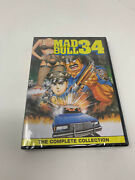 Mad Bull 34 Dvd Complete Ova Discotek Media Official Anime Out Of Print Oop Aa4