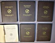 Consolidated Aircraft Corp B-24d Airplane Flight 6 Manuals