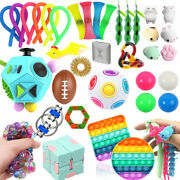 Pack For Adhd Stress Relief Anti-anxiety Kids Adults Fidget Toys Set Sensory Toy
