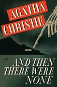 And Then There Were None Classic Edition By Agatha Christie - Hardcover Vg+