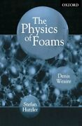 Physics Of Foams By Denis Weaire And Stefan Hutzler