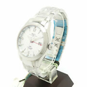 Ball Watch Engineer 2 Ohio Gmt Gm1032c Ss Automatic Silver Dial W/ Box Guarantee