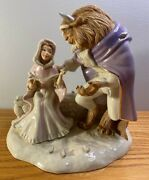Lenox Disney Beauty And The Beast Love's First Touch