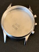 Vintage Gallet Chronograph Watch Case For Parts