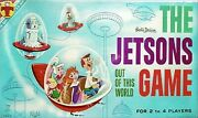 Miniature 112 Scale Vintage The Jetsons Television Game Dollhouse Empty Toy Box