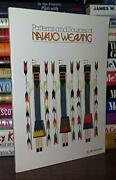 Patterns And Sources Of Navajo Weaving By Bill Harmsen Mint Condition