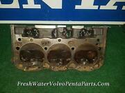 Volvo Penta 4.3l Gm Cylinder Heads Casting Numbers 14099064 And 10238181