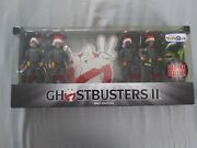 Matty Collector Ghostbusters 6 Inch Figure Complete Collection Lot