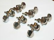Vintage 1958 Grover Pat Pending Usa Tuners For Gibson Les Paul Custom 1959