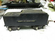 [5] Antique American Flyer Tender Car 564c, All Steel, Good Condition