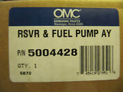 Oem Evinrude Johnson Fuel Pump Vapor Assembly 5004428 - New In Omc Sealed Box