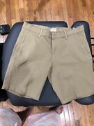 Dockers Mens Chino Shorts - Beige - New With Tags 34