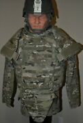 Complete Gen 2 Small Multicam Ocp Scorpion Tactical Plate Carrier Set W/ Inserts