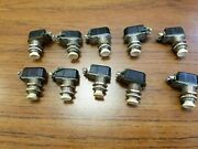 10 Carling Momentary Push Button Switch Spst Nc Solder Terminals 6 Amp 125v