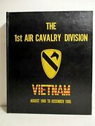 1st Air Cavalry Division Memoirs Of First Team Vietnam By Turner Publishing