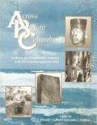 Across Before Columbus Evidence For Transoceanic Contact By Donald Y. Gilmore