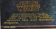 Star Wars 3di Widevision Topps/1996 Base Set 1-63