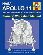Nasa Apollo 11 Ownersand039 Workshop Manual By Christopher Riley And Philip Dolling
