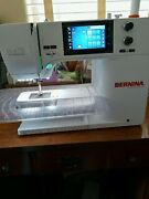 Bernina B475 Quilters Edition Sewing Machine- Has Bsr And Walking Foot