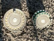 Hardy Fly Reel - The St. John - Mk2 - With Extra Spool