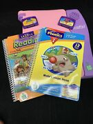 Leap Frog Leap Pad Original Learning System Purple And Pink Vgc Tested Bible