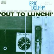 Eric Dolphy - Out To Lunch - Cd - Original Recording Reissued - Mint Condition