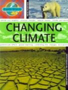 Earth Watchchanging Climate Pb New Book Morgan, Sally