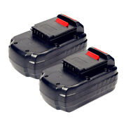 18v Battery For Porter Cable Pc18b Pc18blx 3.0 Ah Ni-cd Power Tools