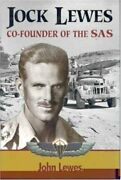 Jock Lewes, Co-founder Of Sas By John Lewes - Hardcover Mint Condition