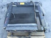 05 Rv Fleetwood Excursion C7 Radiator Core Support Intercooler Cooling Pack