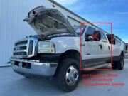 99-07 Ford F350 Super Duty Left Drivers Front And Rear Crew Cab White Gold Doors