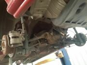 04 05 06 Pontiac Gto Complete Drop Down Rear Axle Assembly K Frame And Brakes