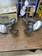 Quick Silver Mirage Left And Right S.s. Prop