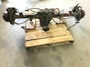 Used 08 F250 3l73 V469f Rear Axle Assembly 08-10 Ford F250sd Pickup 27679