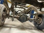 Used 05 Silvk2500 Diesel Rear Axle Assembly 170k Gt4 G80, 01-07 Classic 29020