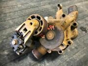 06 Fleetwood Providence Rv C7 7.2l 330hp Caterpillar Used Water Pump Assmembly