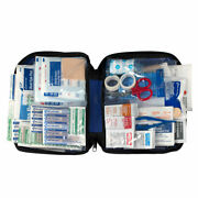 First Aid Kit Fabric Pouch 260 Pc Including Bag Instant Medical Treatment