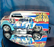 Hot Wheels Dairy Delivery Herbie The Love Bug 51 Real Riders Itandrsquos A Custom