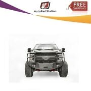 Fab Fours Premium Winch Full Guard Bumpers For 17-18 Ford F-250/350 Sd