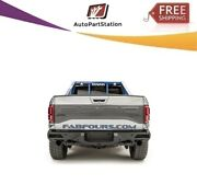 Fab Fours Ff17-e4351-1 For 17-18 Ford F-150 Vengeance Series Rear Bumpers