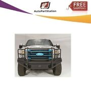 Fab Fours Vengeance Series Rear Bumpers For 08-10 Ford F-250/350/450/550 Sd