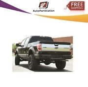 Ff09-w1750-1 Fab Fours For 09-14 Ford F-150 Premium Rear Bumpers
