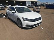 Passenger Front Door Electric Without Memory Mirrors Fits 16-18 Passat 1539349