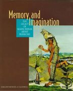 Memory And Imagination Legacy Of Maidu Indian Artist By Rebecca J. Dobkins Vg