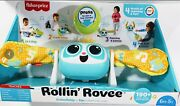 Fisher-price Rollinandrsquo Rovee Interactive Musical Activity Learning Toy For Kids
