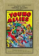 Marvel Masterworks Golden Age Young Allies - Volume 2 By Stan Lee - Hardcover
