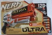 New Nerf Ultra Two - Motorized Firing For Up To 120 Ft - Comes With Darts