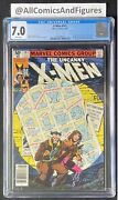 X-men 141 Cgc 7.0 White Pages Days Of Future Past Hot Rare Newsstand