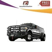 85881 Warn One Piece Design Hd Bumper For Ford F-250 To F-550 Sd 2011-2016