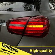 18-20 Led Turn Signal Dynamic Taillights Assembly For Bmw Gla One Set.